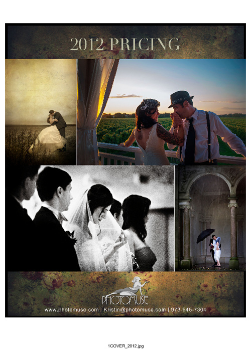Photomuse Wedding Collections 2012