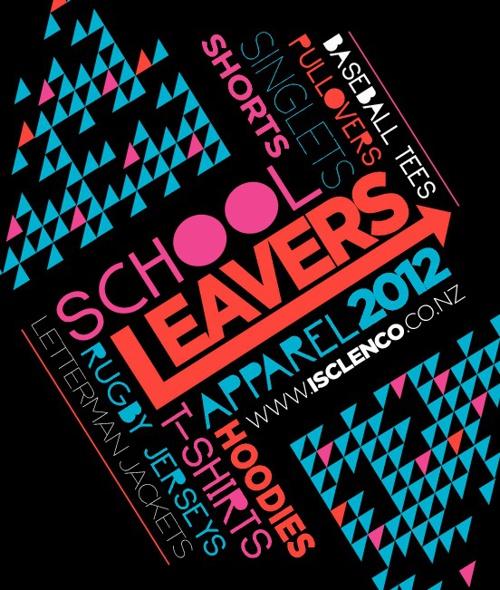 School Leavers Catalogue