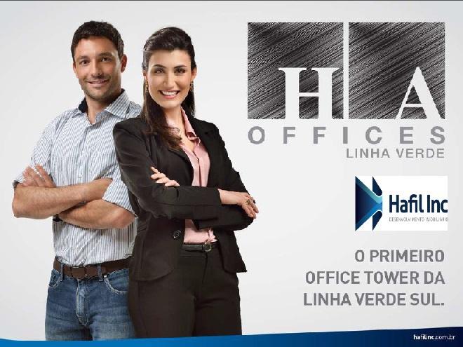 HA OFFICES Linha Verde Curitiba PR