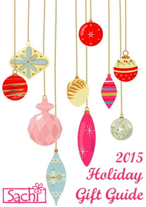 Sachi Holiday Gift Guide 2015