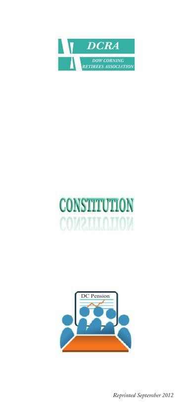 DCRA Constitution