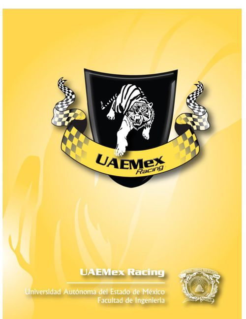 Apoyando a UAEMex RACING TEAM