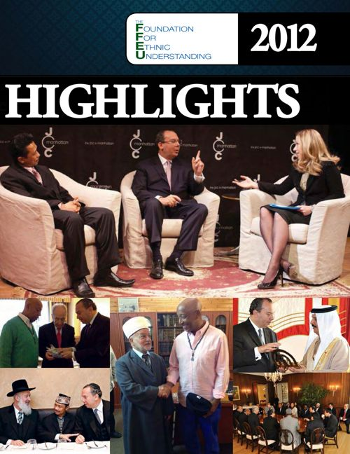 FFEU 2012 Highlights Brochure