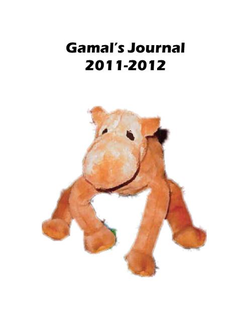 2011-2012 Gamal KINS Journal