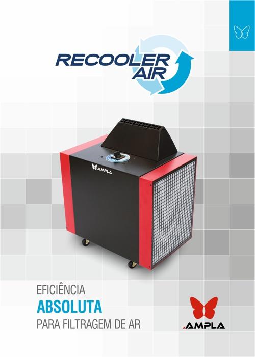 Recooler Air - Catálogo - Agosto2014
