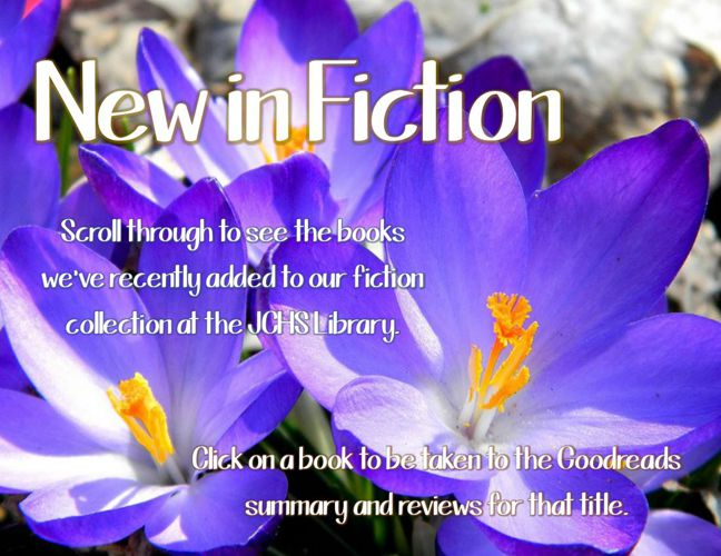 New Fiction March 2015
