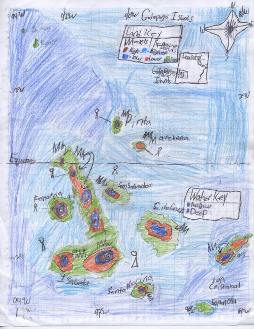 Caleb, Winebrinnner Galapagos Islands e-book
