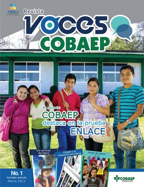 Revista Voces COBAEP Tomo 1