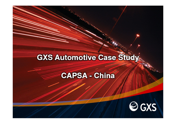 CAPSA Case Study eBook
