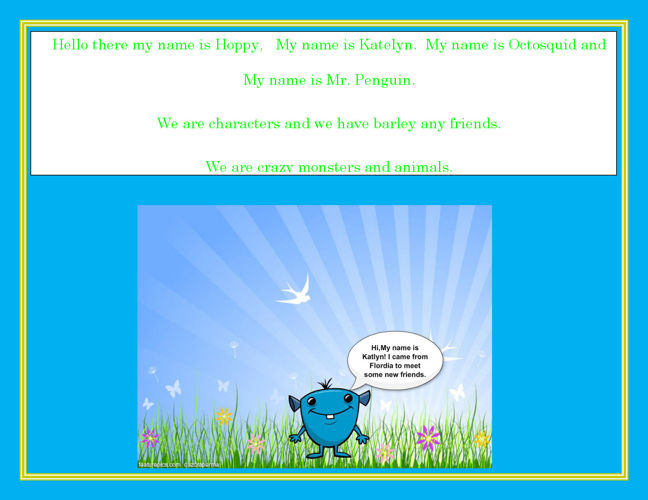 Storybook Template(1)