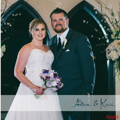 Adam & Kaci's Wedding