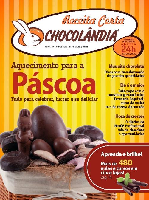 Revista Chocolandia nº6 / 2012