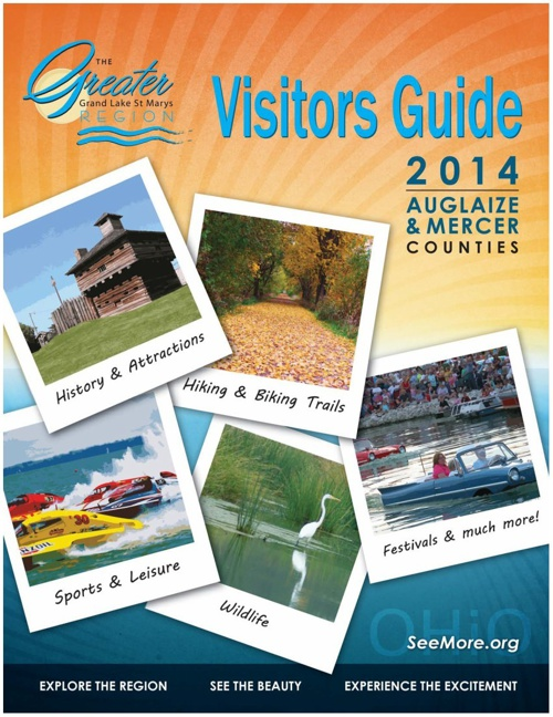 Auglaize and Mercer Counties Convention & Visitors Bureau 2014