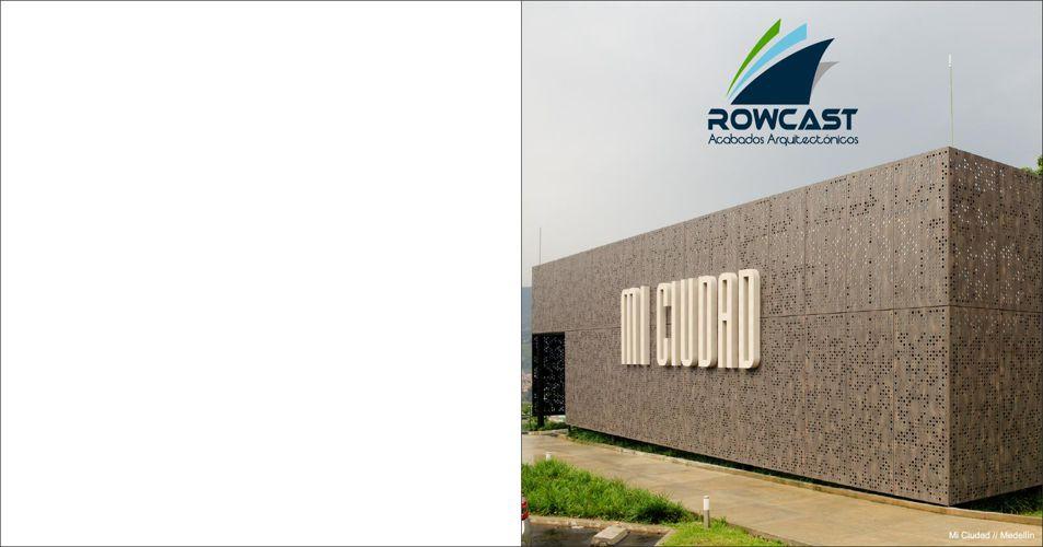 Rowcast INC Catalogo