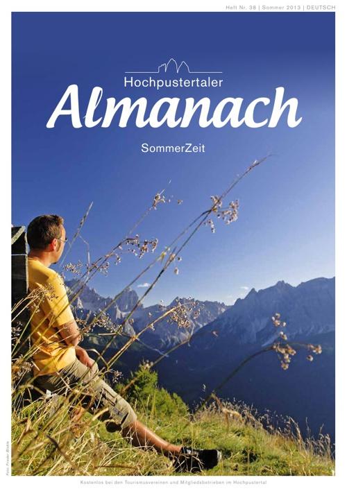Almanach Sommer 2013