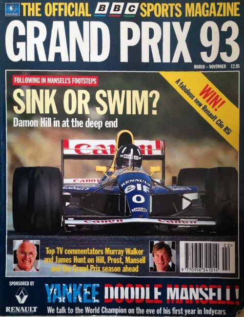 GRAND PRIX - 1993