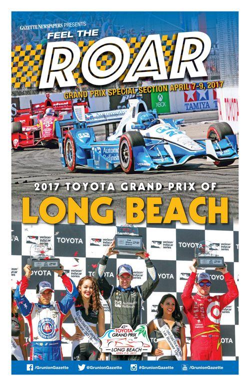 Toyota Grand Prix of Long Beach  |  April 6, 2017