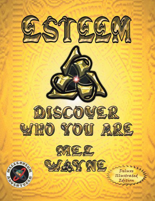 ESTEEM - DISCOVER WHO YOU ARE - FLIPBOOK