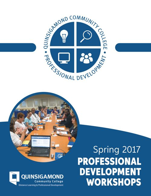 Professional Development Catalog Spring 2017 F