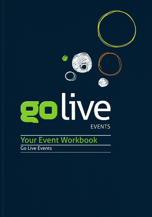 My Workbook  - Go Live Events