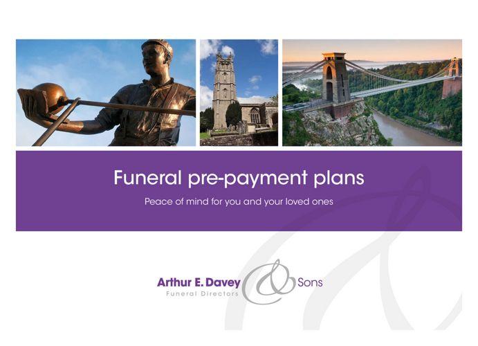 Prepaid Funeral Plans Brochure