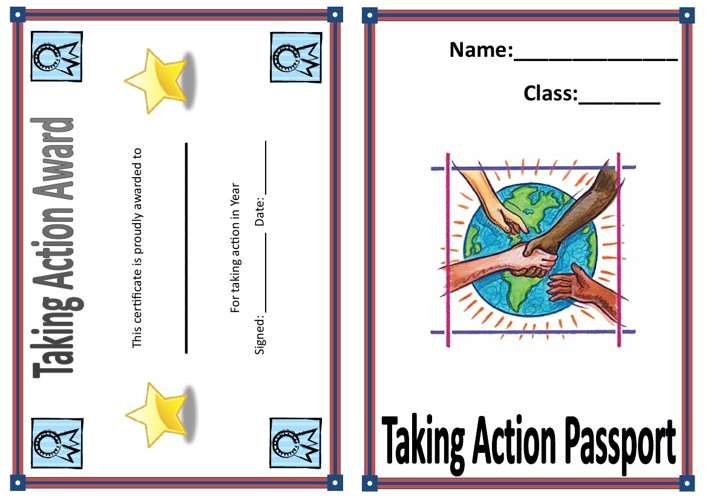 Taking Action Passport