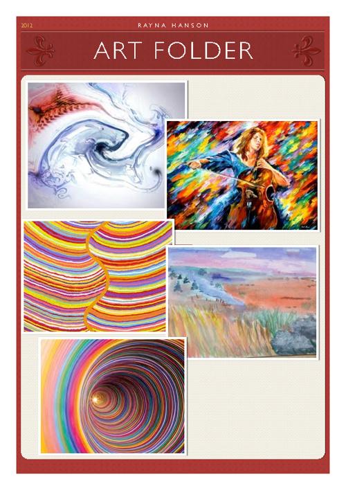 rayna's design folder