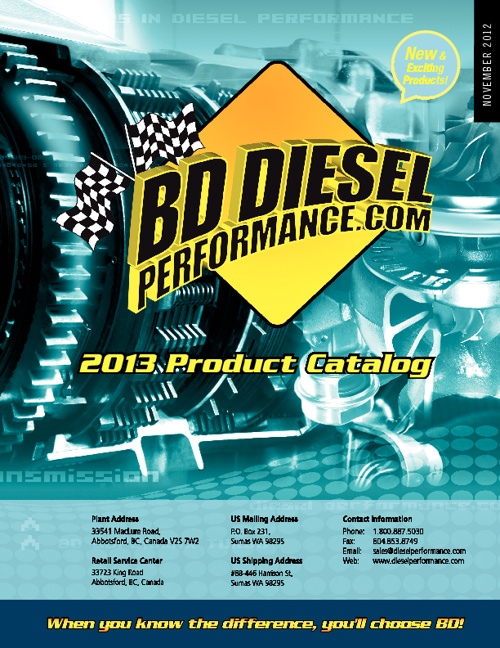 BD Power 2013 Catalog