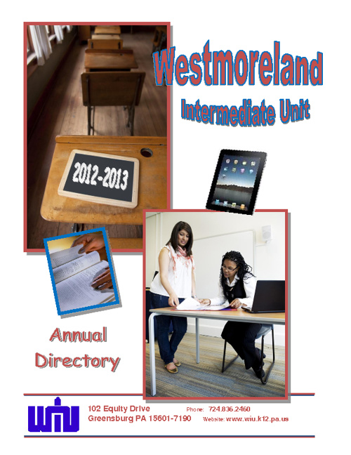 2012-13 ANNUAL DIRECTORY
