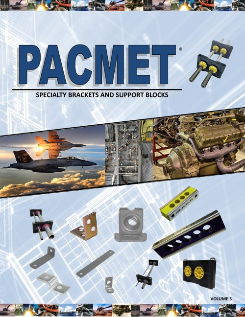 Pacmet Vol 3 Catalog