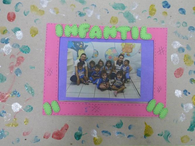Livro da Vida - Infantil 2012