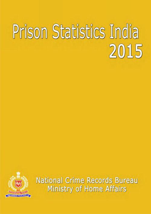 ncrb prison statistics
