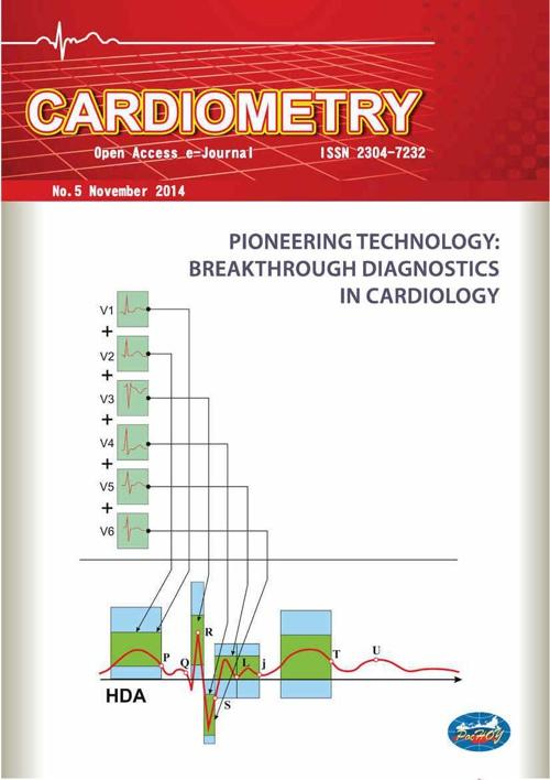Open access e-journal Cardiometry - No.5 November 2014