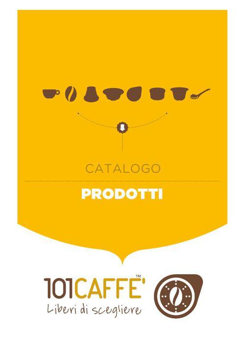 Cataloghi 101CAFFE'