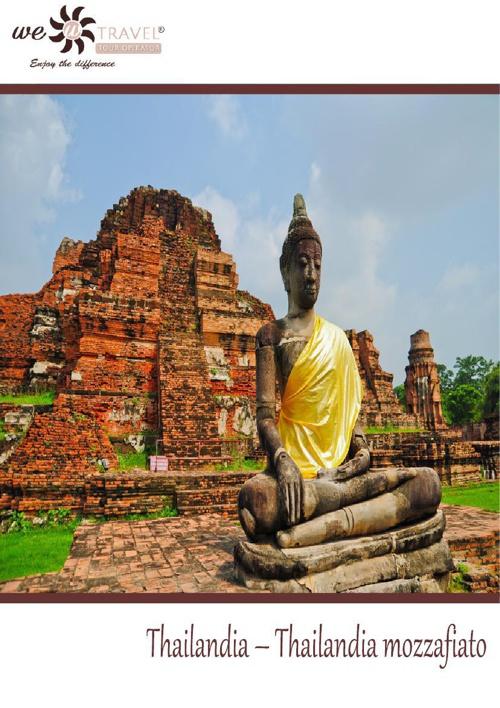 Thailandia Mozzafiato