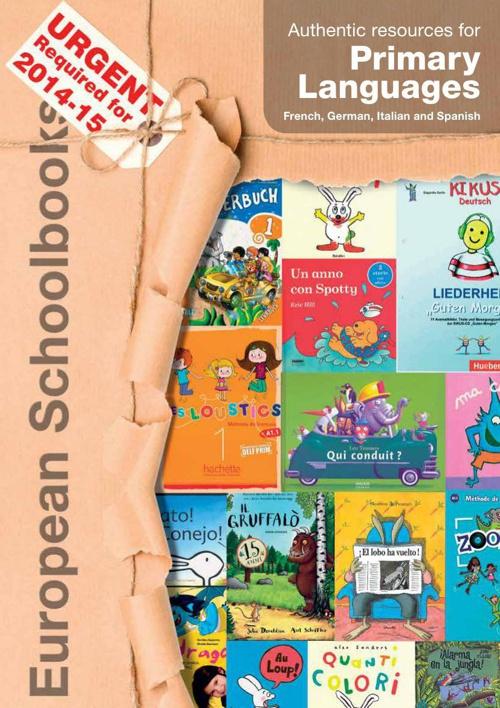 Primary Catalogue 2014