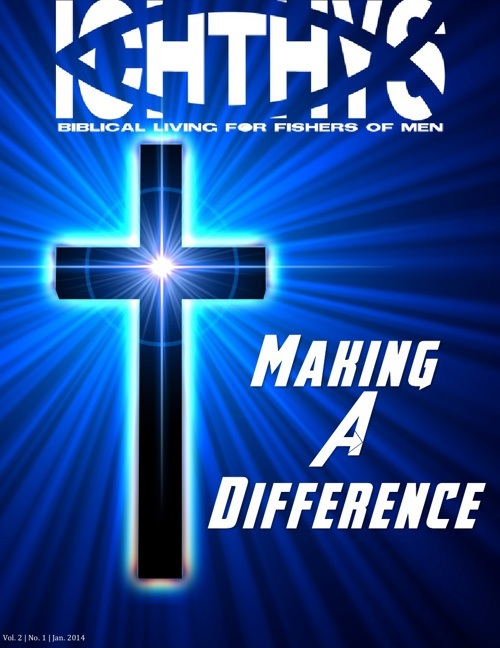 Ichthys January 2014: Making A Difference