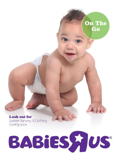 Babies R Us Book 3 2015 - On The Go