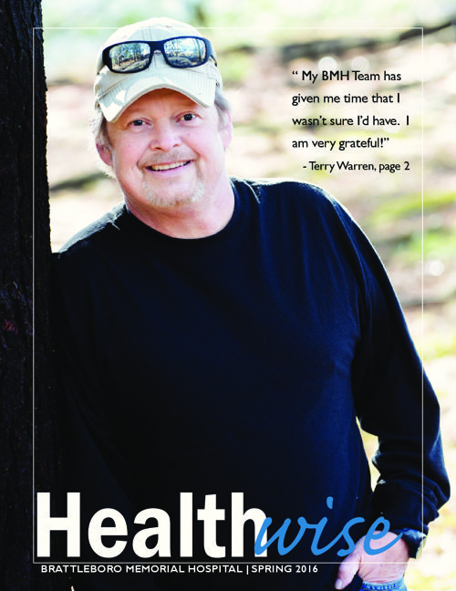 BMH Healthwise_Spring 2016