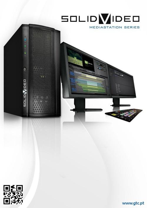 SolidVideo Mediastation