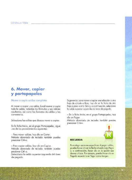 6 - Mover, Copiar y Porta Papeles