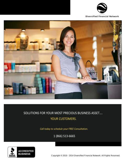 2014-2015 Consumer Finaning Magazine