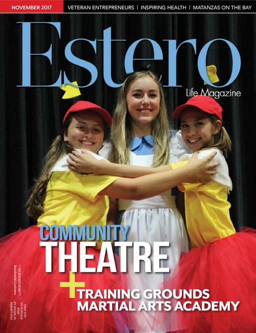 Estero Lifestyle Magazine - November 2017