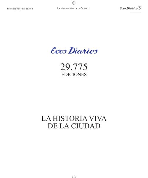 Ecos Diarios 90 aniversario