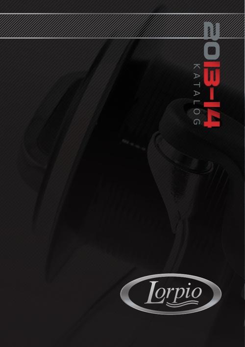 Katalog Lorpio 2013