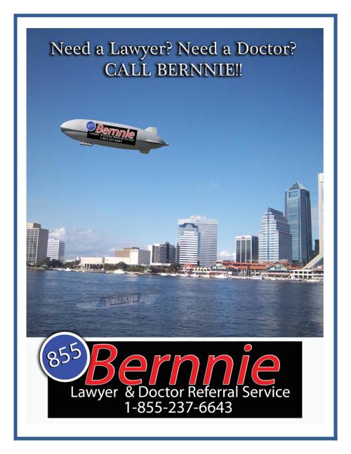 855 Call Bernnie