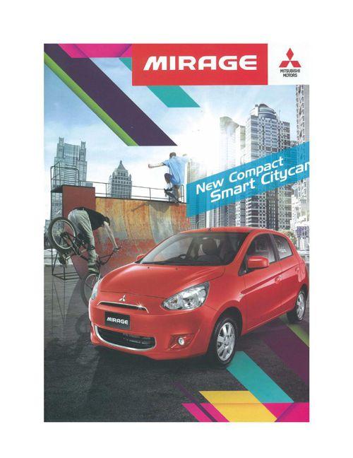 Mirage MY 2014