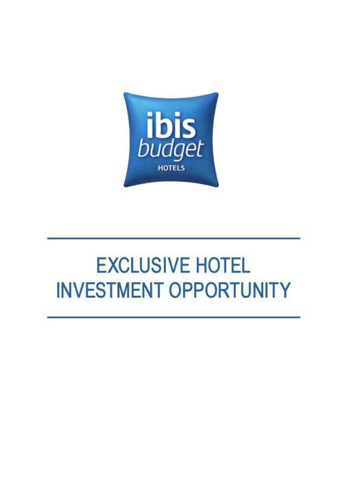 IBIS Hotel Investment in Lymm, Warrington, UK