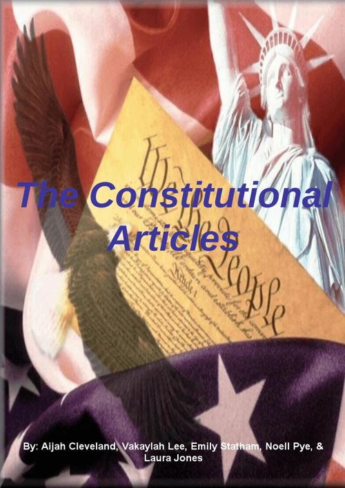 The Constitutional Articles