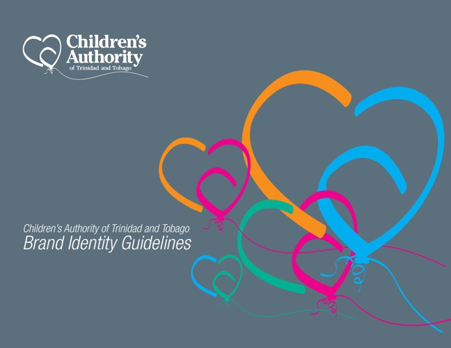 The Children's Authority of Trinidad and Tobago Brand Guidelines